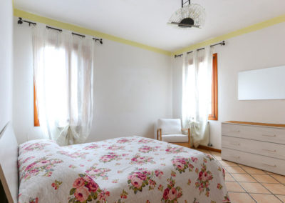 Camera matrimoniale Trieste
