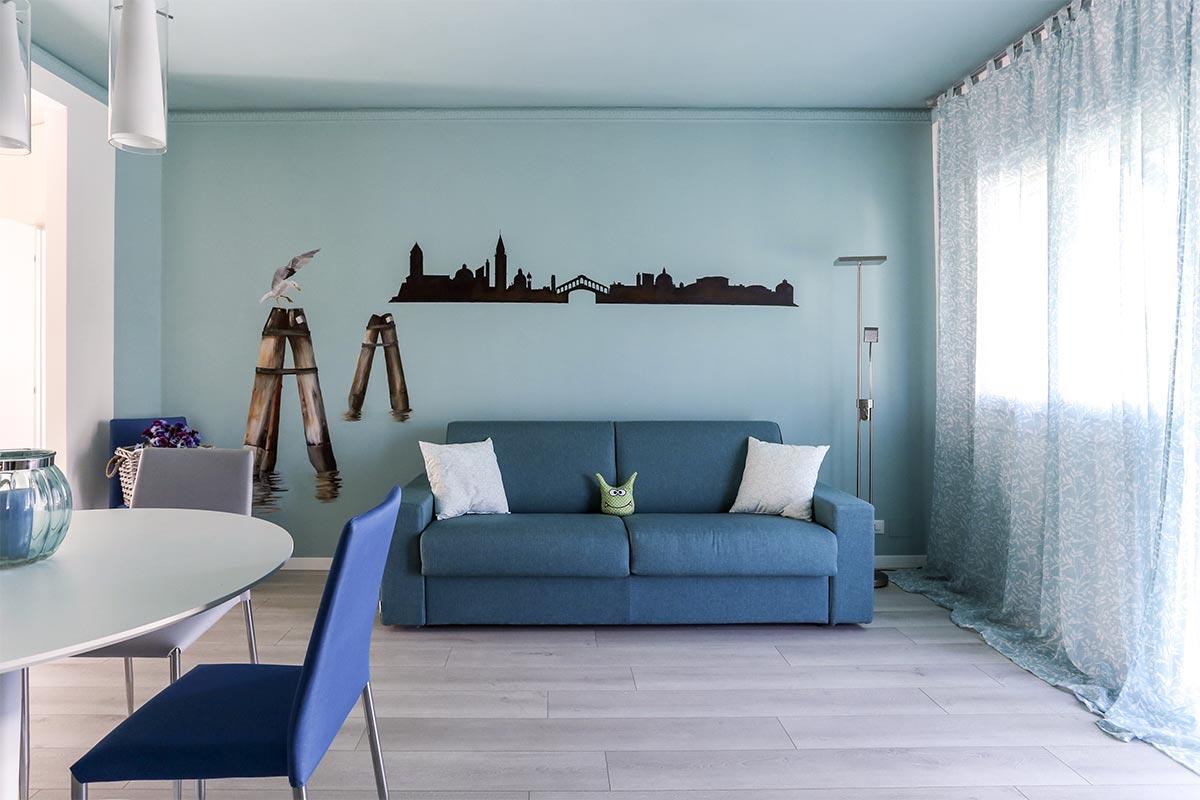 Appartamento Burano A Key into Venice